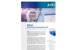 EDU3 Enrichment & Desorption Unit - Brochure