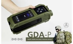 PCA - Model GDA-P - Compact Portable Gas Detector Array - Personal