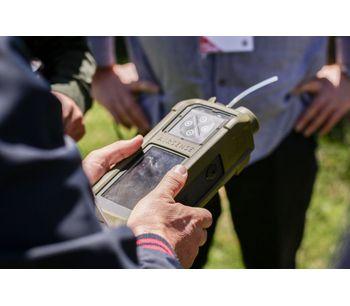 Compact Portable Gas Detector Array - Personal-1