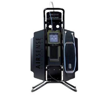 Compact Portable Gas Detector Array - Personal-3