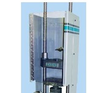 Carver - Safety Shields with Hinged Front Access Door