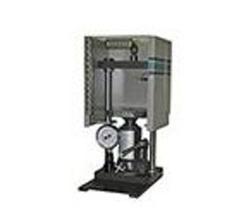 Carver - Model 12, 25, and 30 Ton Capacities - Standard Unheated Bench Top Presses for Laboratory Use