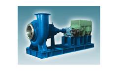 Famouss - Model LC Series - Highly Efficient Flue Gas Desulphurization Circulating Pump