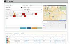 FleetLink - Route Management System Software