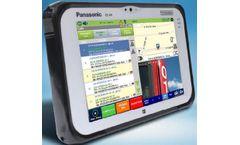 FleetLink Panasonic - Model FZ-M1 - Mobile Lite Toughpad