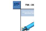 STF - Model FMA-1000 - Automatic Screen Filter- Manual - Brochure