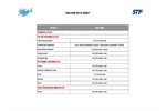 STF - Model FMA-2000 - Electric Automatic Self-Cleaning Screen Filter - Brochure