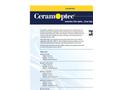 CeramOptec - - Optical Fiber Collimators Brochure