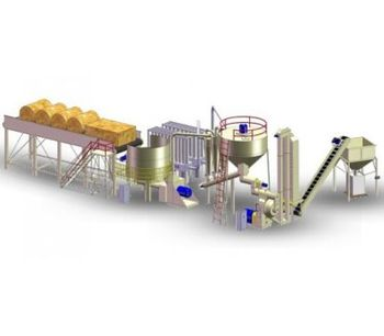 JSC - Straw Shredding and Pellet Producing Equipment