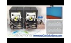 0:00 / 1:28 Laminar Flow Mixing With Two CorSolutions PeriWaves - Video