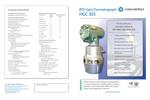 BTU - HGC 303 - Gas Chromatograph Brochure