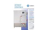 COSA - 9610 - Wobbe Index, Fast Response BTU Calorimeter Analyzer Brochure