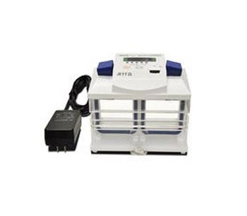 Atto - Model WSE-1020 cPAGE(Twin-R) - Compact-slab Size Electrophoresis System with a Built-in power Supply for Two Gels