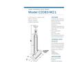 Cryofab - Model C2083-M21 - Cryogenic Valve Brochure