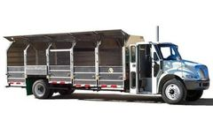 KANN Versa-Haul - Curb Sort Recycling Trucks