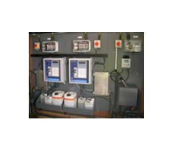 Final effluent monitoring for wastewater treatment industry - Water and Wastewater - Water Monitoring and Testing