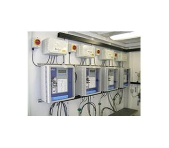 Monitoring industrial trade discharge for wastewater treatement industry - Water and Wastewater - Water Treatment