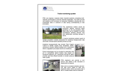 PPM Bespoke Engineered Trailer Monitoring System Brochure