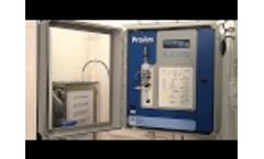 Proam Ammonia Monitor for testing water quality  - Video
