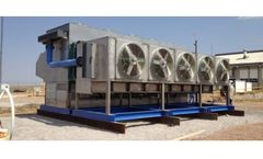ECOCool - Evaporative Cooling System