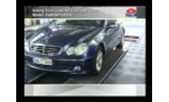 MAHA USA`s Safety Test Lanes for Cars and Vans Video