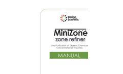 MiniZone - II - Zone Refiner Brochure