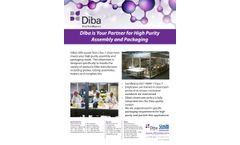 Cleanroom Assembly Service - Datasheet