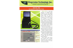 DTI - Model DT-700 - Non-Aqueous Conductivity Meter - Brochure