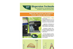 Dispersion Technology Product Catalogue