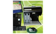 DTI - Model DT-100 - Acoustic Spectrometer for Particle Size Analyzer