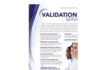 Distek Validation Services & Tools