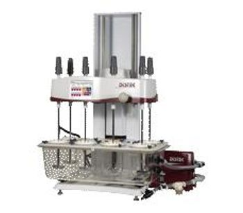 Distek - Model 2500 RTD - Water Bath Dissolution Tester