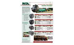 NAHI - Low Speed High Torque Motors Flyer - Flyer