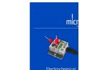 Electrochemical Flow Cell Brochure