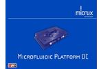 DC Series - Microfluidic Platform Brochure