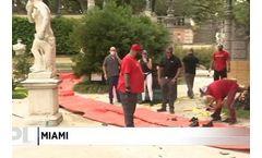 Vizcaya Museum unveils new flood mitigation system ahead of hurricane season