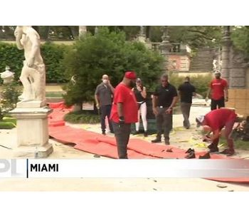 Vizcaya Museum unveils new flood mitigation system ahead of hurricane season