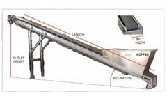 Sludge Belt Conveyor