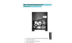 UWO-Combimat - I & II - Rainwater Management Units - Brochure