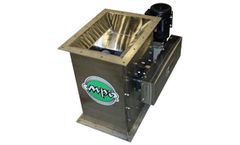 MPI - Model DSH Series - Magnetic Drum Separator and Housing