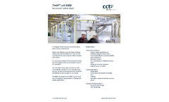 TintX - Model cct-5400 - Black Recovered Carbon Brochure