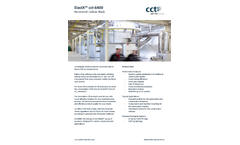 ElastX - Model cct-6400 - Black Recovered Carbon Brochure