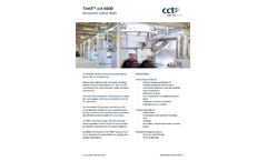 TintX - Model cct-6600 - Black Recovered Carbon Brochure