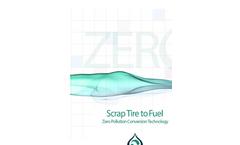 Scrap Tire Brochure