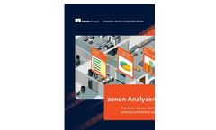 zenon Analyzer Brochure