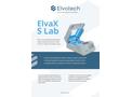 ElvaX S Lab XRF Sulfur Analyzer for Petrochemicals - Brochure