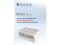 ElvaX Basic Benchtop EDXRF Spectrometers for the Basic Applications - Brochure