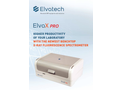 ElvaX Pro The Next Generation Benchtop X-ray Fluorescence Analyzer - Brochure