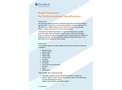 ElvaX ProSpector for Positive Material Identification - Brochure