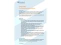 ElvaX Light for Petrochemical Analysis – Brochure